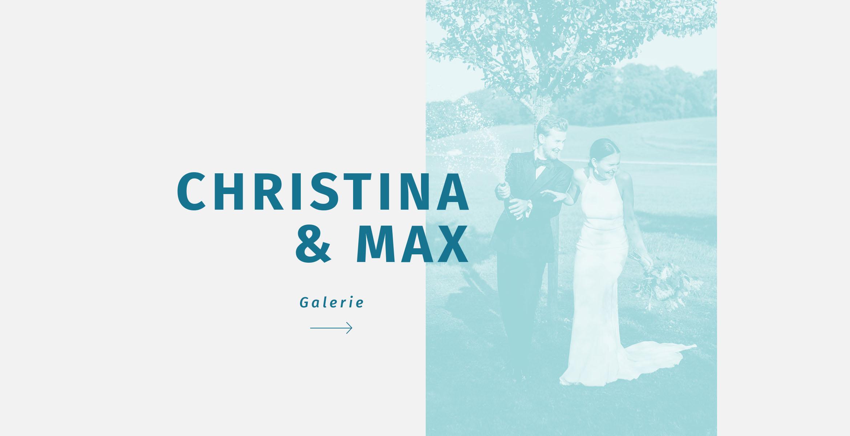 Christina & Max